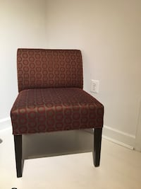 Pier 1 Brown padded accent chair Annandale, 22037