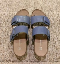 New 7 leather Naturalizer Sandals Woodbridge, 22193