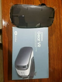 black Samsung Gear VR with box Franklin Township, 08873