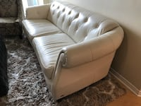 Natuzzi Leather Sofo Toronto, M2N