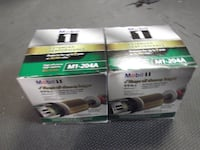 (2) Mobil 1 M-204A Oil Filters Golden