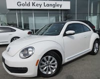 2013 Volkswagen Beetle Coupe Comfortline 2.5L 6sp at Tip - $15360 (sURREY)  Surrey