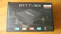 Android box, used Brampton, L6S 3H7
