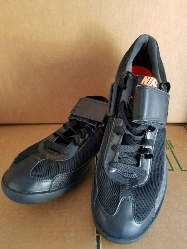 47bd90518c019 Used Nike zoom throw shoes track field shotput discus for sale in Moorpark  - letgo