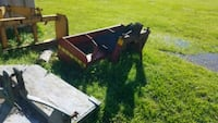 FORD 3600 TRACTOR AND IMPLEMENTS