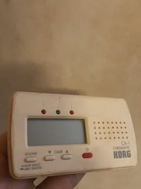Korg Guitar Tuner (CA-1 Chromatic)