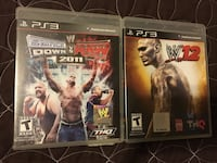 Two ps3 games Georgetown, 40324