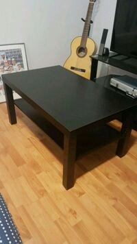 Black coffee table London