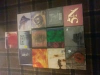 13 cd nine inch nails collection