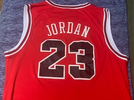 NIKE JORDAN JERSEY in EXCELLENT CONDITION!