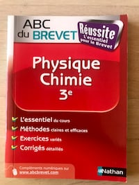 Anale de brevet physique chimie Lattes, 34970