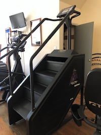 Stair Master Step Mill