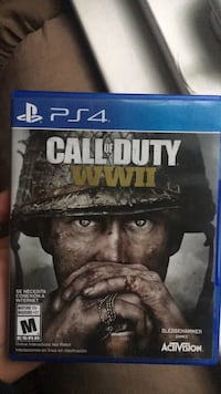 Call of Duty Ghosts PS4 game case Halifax, B3H 3Z9