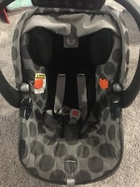 Peg perego sip 30/30 Infant Car Seat with base Oakville, L6L 0A8