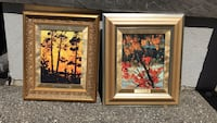 Group of seven paintings Mississauga, L5W 1Z7
