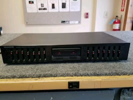 Kenwood  Stereo Graphic Equalizer 10 channels
