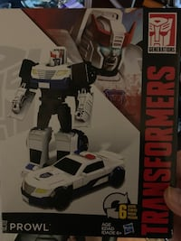 Transformers Walgreens Exclusive Prowl Seattle, 98106