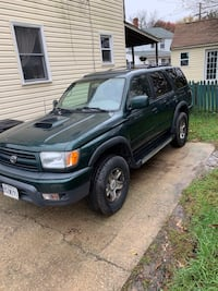 Toyota - Hilux Surf / 4Runner - 1999 Silver Spring, 20904