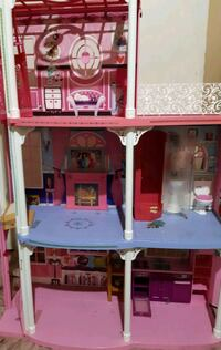 Barbie 3-story Dollhouse Calgary, T3J 1T8