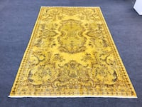Turkish Overdyed Rug Dallas, 75202