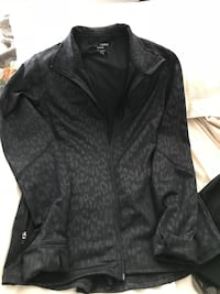 black button-up blazer Burnaby, V5C