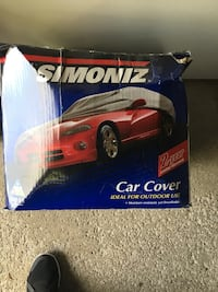 Car cover (simoniz). Mint condition used indoor for 1 season  Mississauga, L4Z 2T4