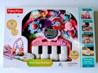 Fisher-Price Baby Piano Gym Bentonville, 72712