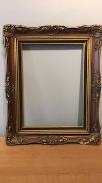 brown wooden framed wall mirror Longueuil, J4R