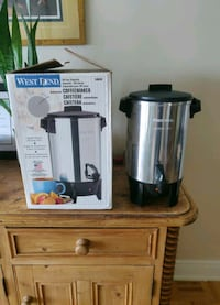 West Bend 30 cup coffee urn Mississauga, L5A 3R2