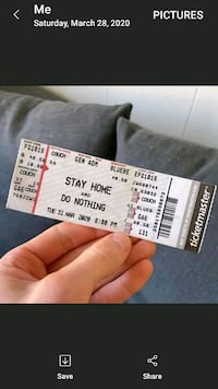 Tickets for home field