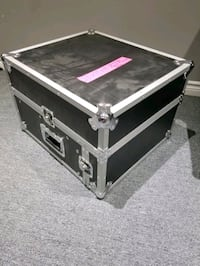 Road ready road case top and front load