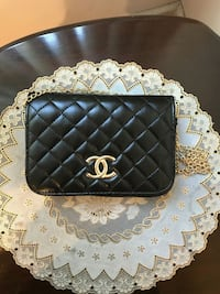 Channel purse  Beverly Hills