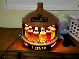Sleeman light display