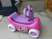 Minnie Mouse ride on car Airdrie, T4B 3N6