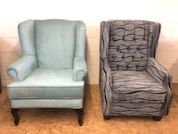 BRAND NEW CANADIAN MADE ACCENT CHAIRS Toronto