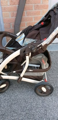 Baby stroller in good condition  Mississauga, L5N 2W7