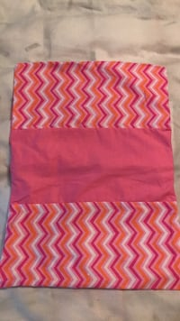 "Cover for a 12"" x 16"" Pillow-Pinks Mobile, 36695"