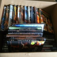 DVD's for sale Barrie, L4N 1L9