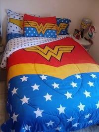 Wonder woman sheet set Rio Rancho, 87124