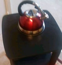 red and black electric kettle New Carrollton