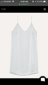 New Aritzia Slip Dress Toronto, M5R 2V6