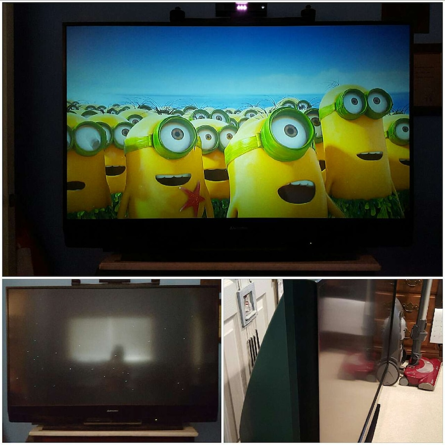 dots fix mitsubishi dmd by a original tv upgrade or white projector and dlp new chip