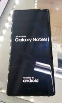 Galaxy Note 8 *All carrier supported
