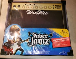 Paper Jamz Sealed Musical Instrument Amplifier