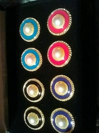 4 Pairs Brand New Earrings Daly City