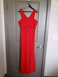 Marina Long Red Gown.14. Frederick