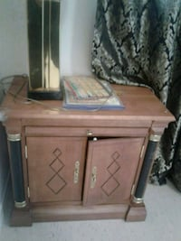 brown wooden cabinet with drawer Scarborough, M1E