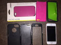 iPhone with a few cases Arlington, 76017
