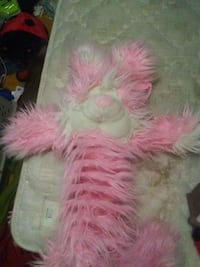 pink and green fur textile 547 km