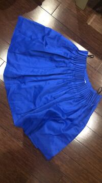 Brand new H&M Indigo blue skirt sz 6